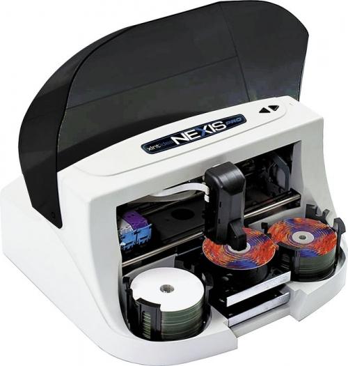 ADR NEXIS PRO Automatischer CD Drucker
